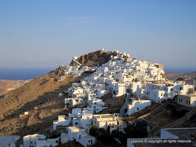Serifos Island Cyclades