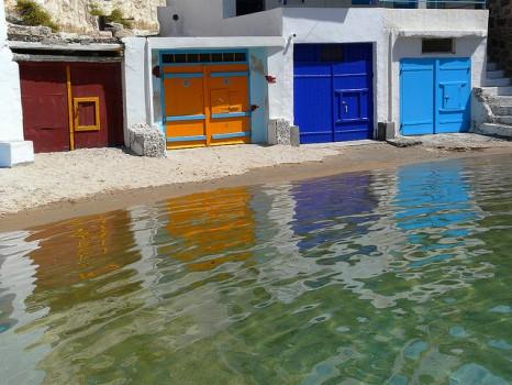Milos Cyclades Photos Greece
