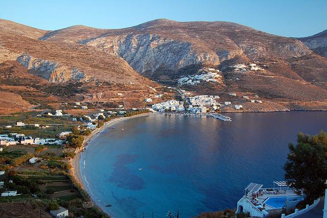 Amorgos Greek Island Photos