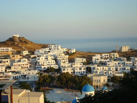 Ios Greek Island Photos