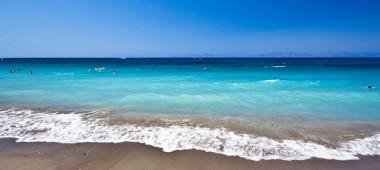 Rhodes Beach Ixia
