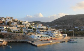 Donousa Cyclades Greece