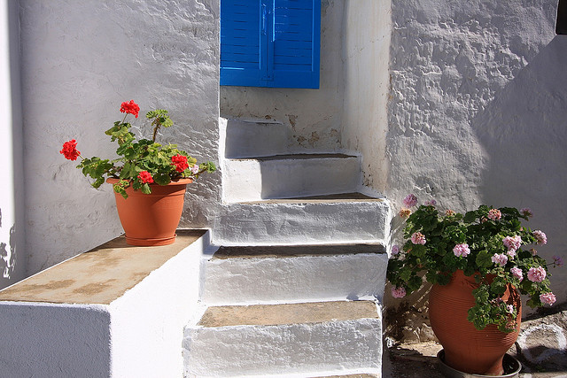 Kimolos Cyclades Islands