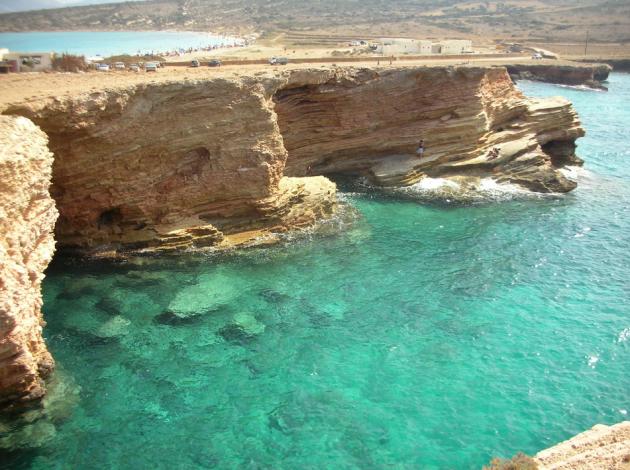 Παραλία Πορί Πισίνα